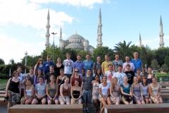 Chorfahrt nach Istanbul 2012