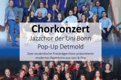 JazzchorPopUpPoster
