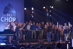 Unser Auftritt beim Besten Chor im Westen